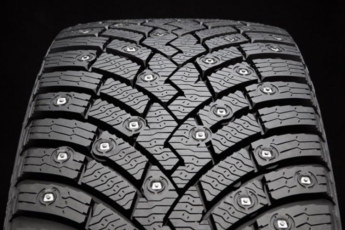 Зимние шины Pirelli SCORPION ICE ZERO 2 XL (с шипами) 255/50 R20 0