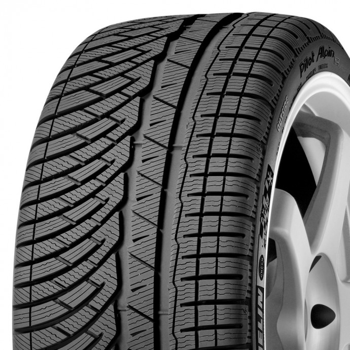 Зимние шины Michelin Pilot Alpin 4 245/50 R18 0