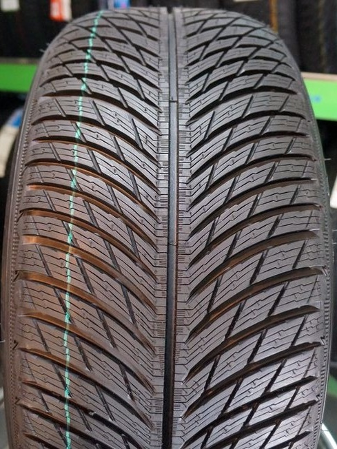 Зимние шины Michelin Pilot Alpin 5 Suv 295/35 R21 0